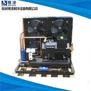 冷库配套-18度33立方含5HP 机组风机电箱彭胀阀