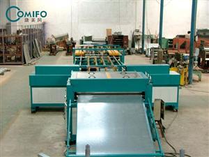 广州康美风全自动风管生产线五线 风管生产线