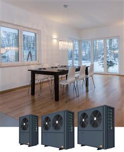 西奥多低温空气源热泵三联供T7-G系列热水+采暖+制冷