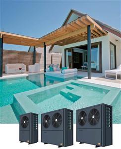 空气源热泵热水+采暖二联供T7-K系列西奥多空气能品牌