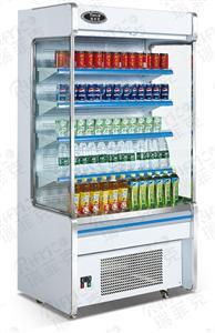 格瑞冷柜 一体机风幕柜 超市水果保鲜展示柜