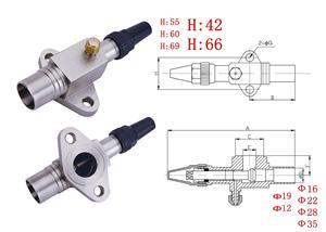 比泽尔机型(B型)系列阀门 A22钢阀
