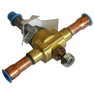 200RB6T4T|制冷设备冷媒管焊接口艾默生双向先导式常闭