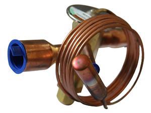 艾默生TRAES 15 HC 15冷吨紧凑型全密封式热力膨胀阀