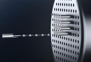 冷凝器高效节能在线清洗装置