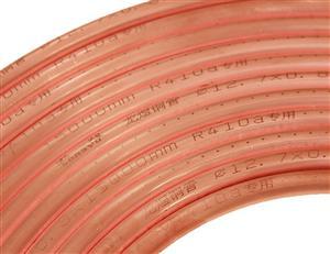 金龙龙煜R410a蚊香盘管