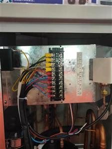 高效节能热氟化霜分体机组,3HP,4HP,5HP