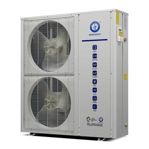 纽恩泰智汇・变频采暖热泵5匹/全效冷暖享受
