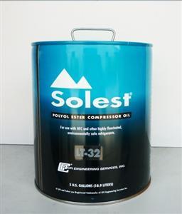 Solest LT32冷冻油 专用压缩机油