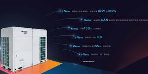 格力GMV全直流变频中央空调    格力多联机组   格力空调室外机  房山大库现货
