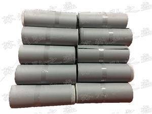 河北挡烟垂壁防火布 银灰色硅胶布 拼接车间隔断防火帘