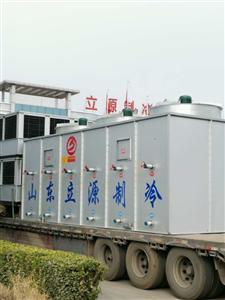 山东冷库工程  蒸发式冷凝器
