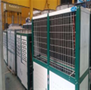 空调行业成套钣金加工