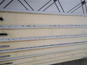 明光冰誉10公分,12公分,15公分聚氨酯冷库板