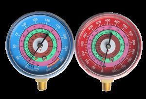 江苏创新70mm径向冷媒表组
