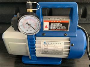 正空真空泵VP-1.5 R410A专用带表带电磁阀 全铜线
