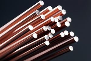 铜磷焊条(BCu93P) Φ1.5/2.0/2.5/3.0*500