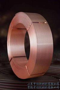 中佳铜管  紫铜盘圆管¢6.35--19.05