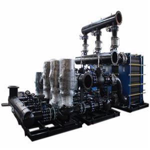 全自动换热机组 住宅换热换机组 高效板式换热机组