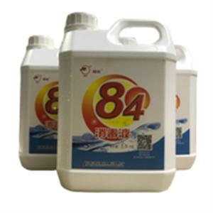 巨化84消毒液