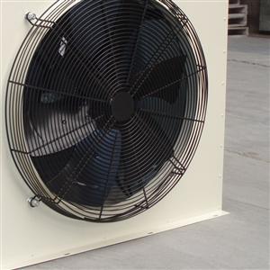 低噪音冷凝器大风量低转速适用商超机组耐腐蚀