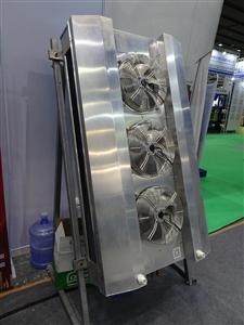 吊顶式双向出风冷库冷风机铝镁合金不锈钢送风匀