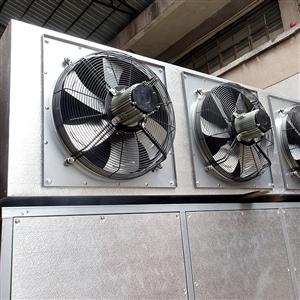 座地式速冻水冲霜冷风机螺杆机低温冷库融霜均匀