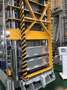 液压立式胀管机