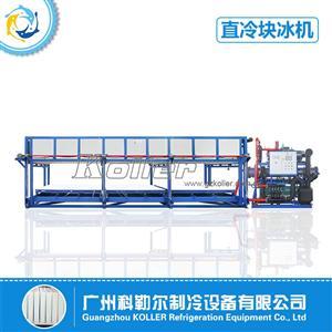 日产量25吨直冷块冰机 DK250