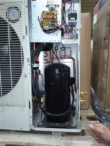 格力冷冻冷藏机组5匹