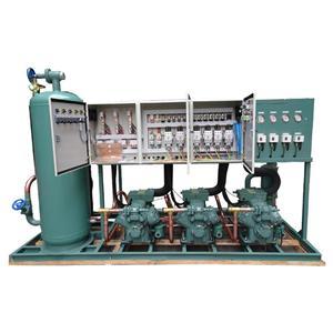 德国比泽尔Bitzer三机并联机组制冷量大低温库专业制造物美价优