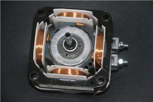 纯铜冰柜电机90W