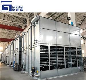 江苏格瓦宾冷库用蒸发式冷凝器 化工冷凝器 冷凝器设备 蒸发式冷凝器 机组冷凝器