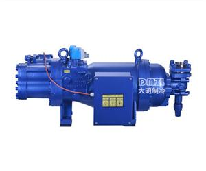 SLD120-30一SLD140-40一30-40HP螺杆式制冷压缩机