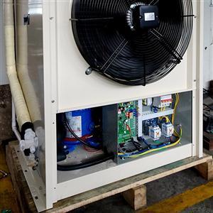 丹佛斯热氟除霜机组电子膨胀阀智能化霜高效制冷节能性价比高