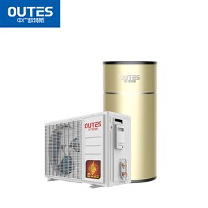 中广欧特斯(outes)空气能热水器 家用分体 新全能系列 200L 矮款