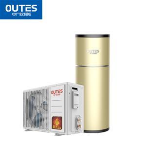 中广欧特斯(outes)空气能热水器 家用分体 新全能系列 150L