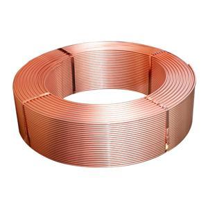 R410a T2中佳紫铜管6/10/12/16/19mm 空调铜管/盘管/加厚软态铜管
