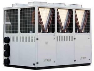 金万众MTD-08DH风冷式冷热水机组系统检修服务