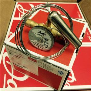 正品Danfos丹佛斯膨胀阀TGEX 12TR 067N2720制热力膨胀阀TDEX 12.5TR