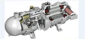 天津三菱MS-18M半封闭单螺杆式压缩机维修服务