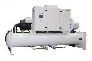 天加机组三菱MS-14M单螺杆压缩机压力保护故障维修