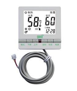 群达单系统商用热泵通用控制板QD25B