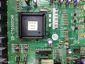 原装三洋中央空调CR-C703GDCH8主板 1FJ4B1B015100-0