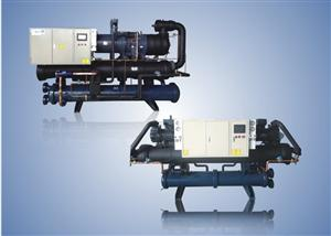 JHLSLG系列水冷螺杆冷水机组