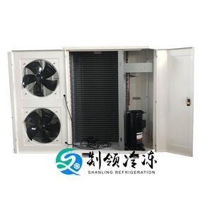 空调冷凝器 换热器 散热器 铜管铝翅片表冷器Condenser FNL-13/5P