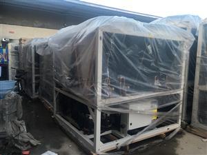 约克冷螺杆式冷水机组