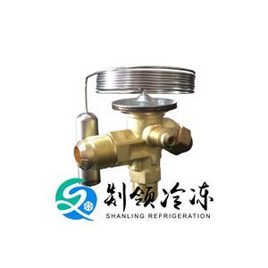 T2/TE2热力膨胀阀 调节蒸发器内制冷剂流量 Danfoss可换芯膨胀阀