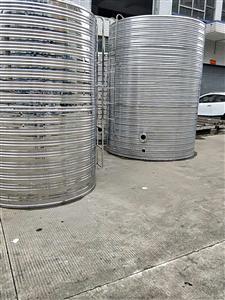 东莞龙文空气能热水器不锈钢3吨保温水箱