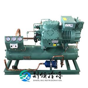 比泽尔制冷机组 北京比泽尔 Bitzer压缩机组 比泽尔机组 4GE-23
